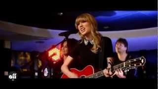 "getlinkyoutube.com-OFF LIVE - Taylor Swift ""Red"" Live On The Seine, Paris"