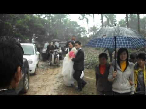 DAM CUOI MAI NAM 06-12-2012. Thanh Nga Cam Khe HD