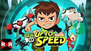 getlinkyoutube.com-Ben 10: Up to Speed – Omnitrix Runner Alien Heroes - iOS / Android - Gameplay Video