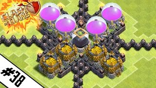 getlinkyoutube.com-NEW EPIC TOWN HALL 9 FARMING BASE | ROAD TO MAX TH9 EP.38 | CLASH OF CLANS