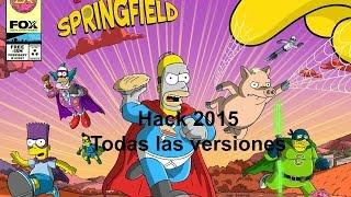 getlinkyoutube.com-Como hackear los Simpson Springfield iPhone iPod iPad- Todas las versiones 2015