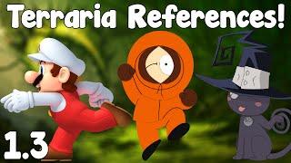 getlinkyoutube.com-Terraria References! Mario , South Park , Soul Eater & More!