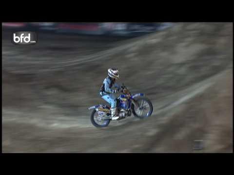 Jeremy Stenberg vs. Robbie Maddison: LG FMX World Championships 2008 4:16