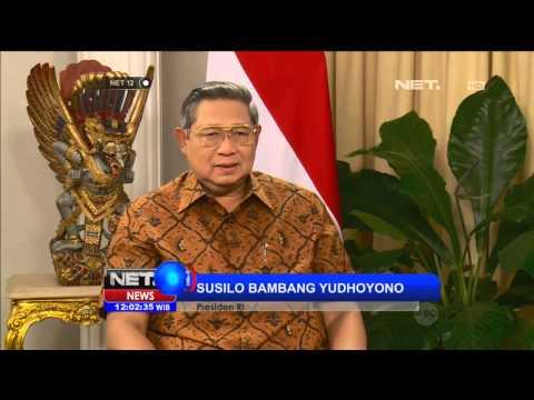 SBY Tanggapi Penarikan Diri Prabowo Hatta - NET12