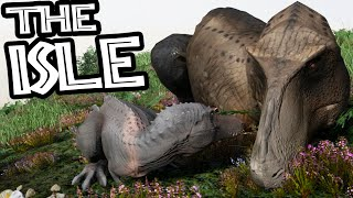 The Isle - NEW BABY TREX, SUB ADULT & NEW ADULT REX (Funny Moments Gameplay)