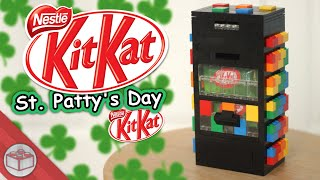 LEGO Candy Machine | St. Patrick's Day