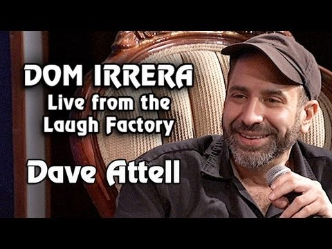 Dave @Attell on @DomIrrera Live Podcast Show At @TheLaughFactory (Comedy Podcast)