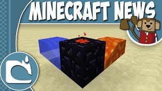 Minecraft News 1.8  - Goodbye Obsidian Generator ! ! !