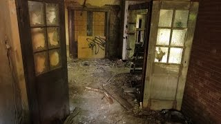 Exploring the Abandoned Porter township High School, Schuylkill county PA