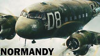 getlinkyoutube.com-Invasion of Normandy: Airborne Invasion of Fortress Europe | 1944 | World War 2 Documentary