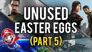 getlinkyoutube.com-Best Unused Video Game Easter Eggs and Secrets (Part 5)