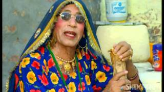 Old Aunty Scares Three Young Man - Maa Da Dharminder Comedy Clips