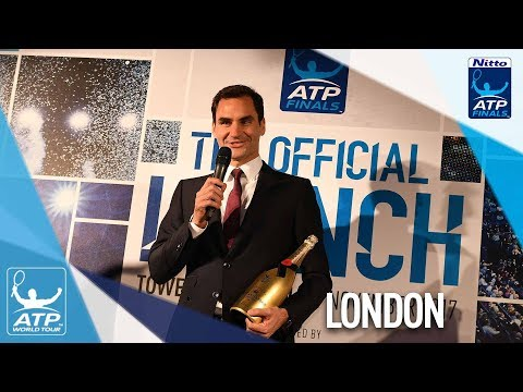 Federer: I Could Share These Awards With Everybody