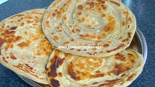 getlinkyoutube.com-LACHHA PARATHA *COOK WITH FAIZA*