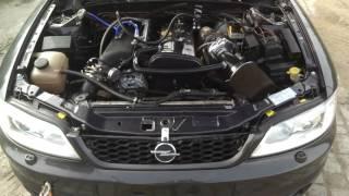 getlinkyoutube.com-Opel Vectra B RWD 2.0 Turbo