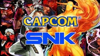 getlinkyoutube.com-Capcom vs SNK Tag Team M.U.G.E.N Updated!