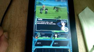 getlinkyoutube.com-Sword art online juego para android