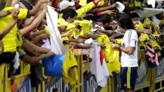 Colombia triste por Falcao