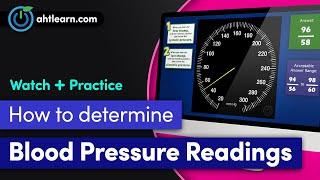 getlinkyoutube.com-LearningTools: Blood Pressure Basics - Audio-Visual Coordination Skills
