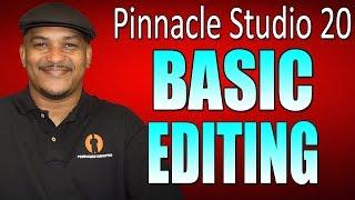 getlinkyoutube.com-Pinnacle Studio 20 Ultimate | Basic Editing Beginners Tutorial