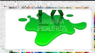 getlinkyoutube.com-Using Special Effects in CorelDRAW®