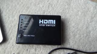 getlinkyoutube.com-How To use a HDMI Switch
