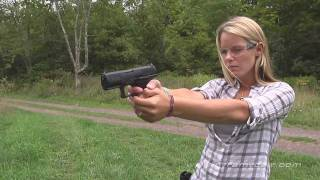 getlinkyoutube.com-Walther PPQ/P99 Q CO2 pistol - AGR Episode #67