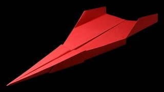How to make a Paper Airplane - BEST paper planes in the World - paper airplanes that FLY FAR . Brown