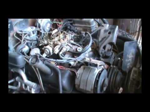 C30 Engine Removal Day 3 Part 1 Fuel pump Removal