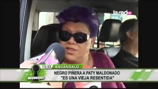 """getlinkyoutube.com-Negro Piñera contra Paty Maldonado: """"Es una vieja resentida"""""""
