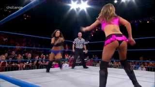 getlinkyoutube.com-Velvet Sky Vs Brooke Greatest TNA Xplosion Match Ever