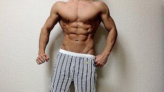 getlinkyoutube.com-【筋トレ】一年でどれだけ筋肉つけられるの?