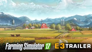Farming Simulator 17 Trailer