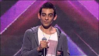 getlinkyoutube.com-Carmelo Munzone - Auditions - The X Factor Australia 2012 night 4 [FULL]