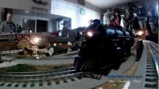 getlinkyoutube.com-Lionel Polar Express Remote Set 2013 HD
