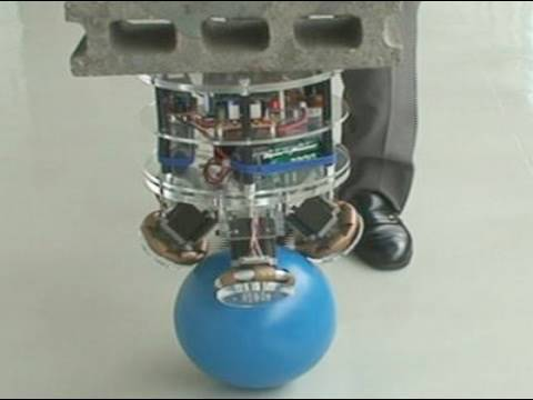 This Robot Will Put Your Balance To Shame