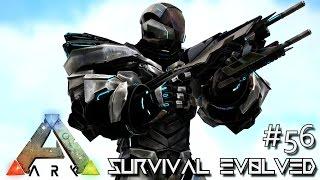 getlinkyoutube.com-ARK: SURVIVAL EVOLVED - NEW PRIME TEK ARMOR !!! E56 (MODDED ARK ANNUNAKI EXTINCTION CORE)