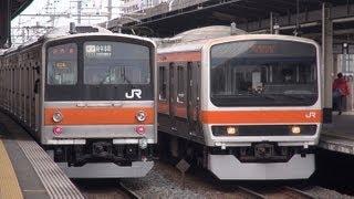 """3.16ダイヤ改正で廃止 武蔵野線電車の京葉線""""快速"""""""