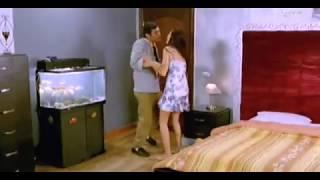 """getlinkyoutube.com-Dominique Dancing in """"El Beah Romancy"""" قبلة باسم السمرا لدومينيك وضربها على السرير في البيه رومانسي"""""""