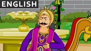 getlinkyoutube.com-The Secret - Tales of Tenali Raman - Animated/Cartoon Stories For Kids