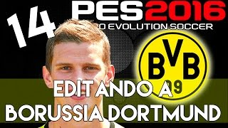 getlinkyoutube.com-PES 2016 | Abilities and face stats of Bender | Editando a Borussia Dortmund #14 | PS4.
