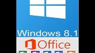 getlinkyoutube.com-Attivare Definitivamente Windows 8.1 E Office