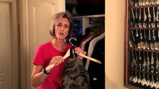 How to Make a Closet Hold Coats, Shoes & Backpacks : Organizing with Style
