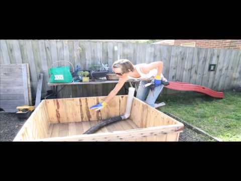 Permaculture 2015 Wicking Beds Tutorial   Permaculture Out West
