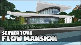 getlinkyoutube.com-Minecraft -  Flow Mansion