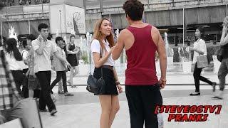 CAN I KISS YOU PRANK (IN THAI) | มุข ขอจูบได้ไหม | BANGKOK THAILAND width=