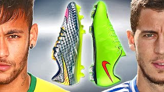 getlinkyoutube.com-Neymar VS Hazard - Boot Battle: Nike Hypervenom vs Mercurial Vapor X  Test & Review