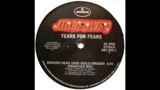 """getlinkyoutube.com-Tears For Fears -  Broken Head Over Heels (12"""" Version Especial Broken Preacher Mix)"""