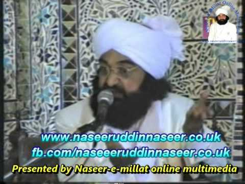 Speech of Hazrat Pir Syed Naseeruddin naseer R.A - Episode 73 Part 2 of 2