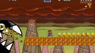 getlinkyoutube.com-Super Mario Fusion Revival:  Crossroads Playthrough